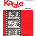 Karate Magazine Issue 01