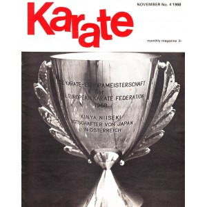 Karate Magazine Issue 04