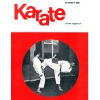 Original Karate Magazine Issue 8