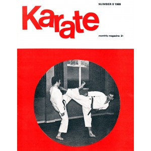 Karate Magazine Issue 08