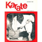 Original Karate Magazine Issue 9