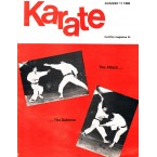 Original Karate Magazine Issue 11