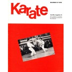 Original Karate Magazine Issue 12
