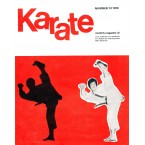 Original Karate Magazine Issue 13