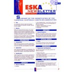 1998 ESKA Newsletter Cover