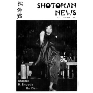 Shotokan News Magazine Issue 01